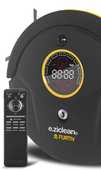 e.ziclean® TORNADO, навигация