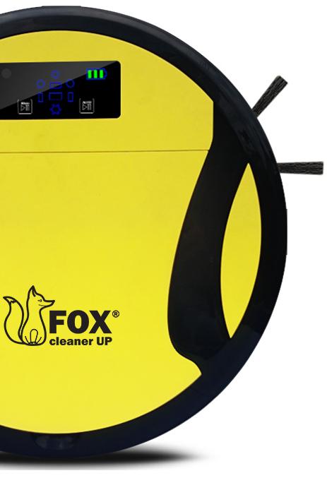 Робот пылесос Foxcleaner UP