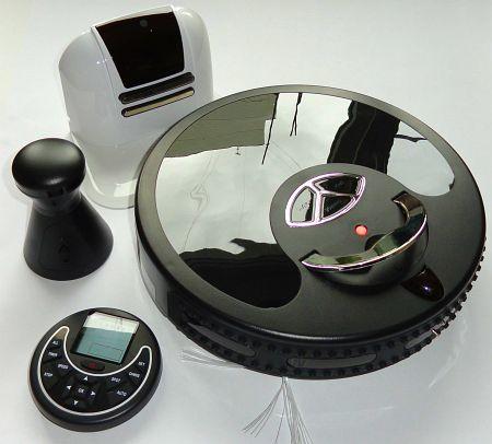 Робот пылесос Xrobot Virage - комплект поставки