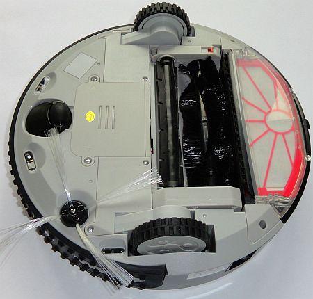 Боковая и турбощетки робота пылесоса Xrobot Virage
